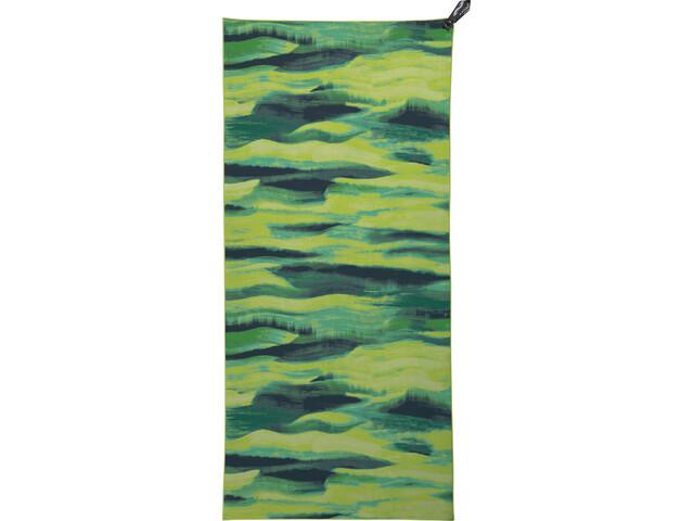 PackTowl Personal Beach Towel, painted hills